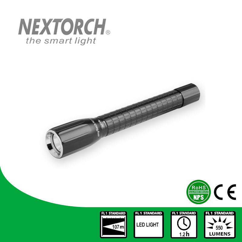 NEXTORCH 200 Lumen IPX7 Waterproof Shockproof Programmable USB Rechargeable LED Smart Flashlight Torch#myTorch RC 2AA nextorch ta3 set