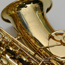 Japan Yanagisawa Professional Saxophone Alto Eb Sax Electrophoresis Gold Brass Instruments Music Saxofone Alto Sax yanagisawa t wo20 t 992 b flat tenor saxophone gold lacquer brass bb sax professional performance instruments with case gloves