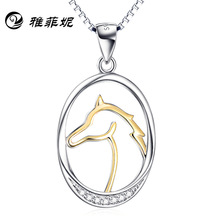 цена на contracted and delicate microscope necklace jewelry hot style manufacturers selling undertakes to sell like hot cakes