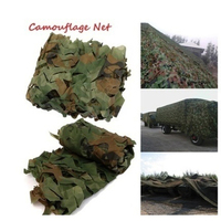 Camping Camo Net Woodland Camouflage Netting Army Camo Net Camp Car Cover Nets Outdoor Camping Shelter outdoor accessiores