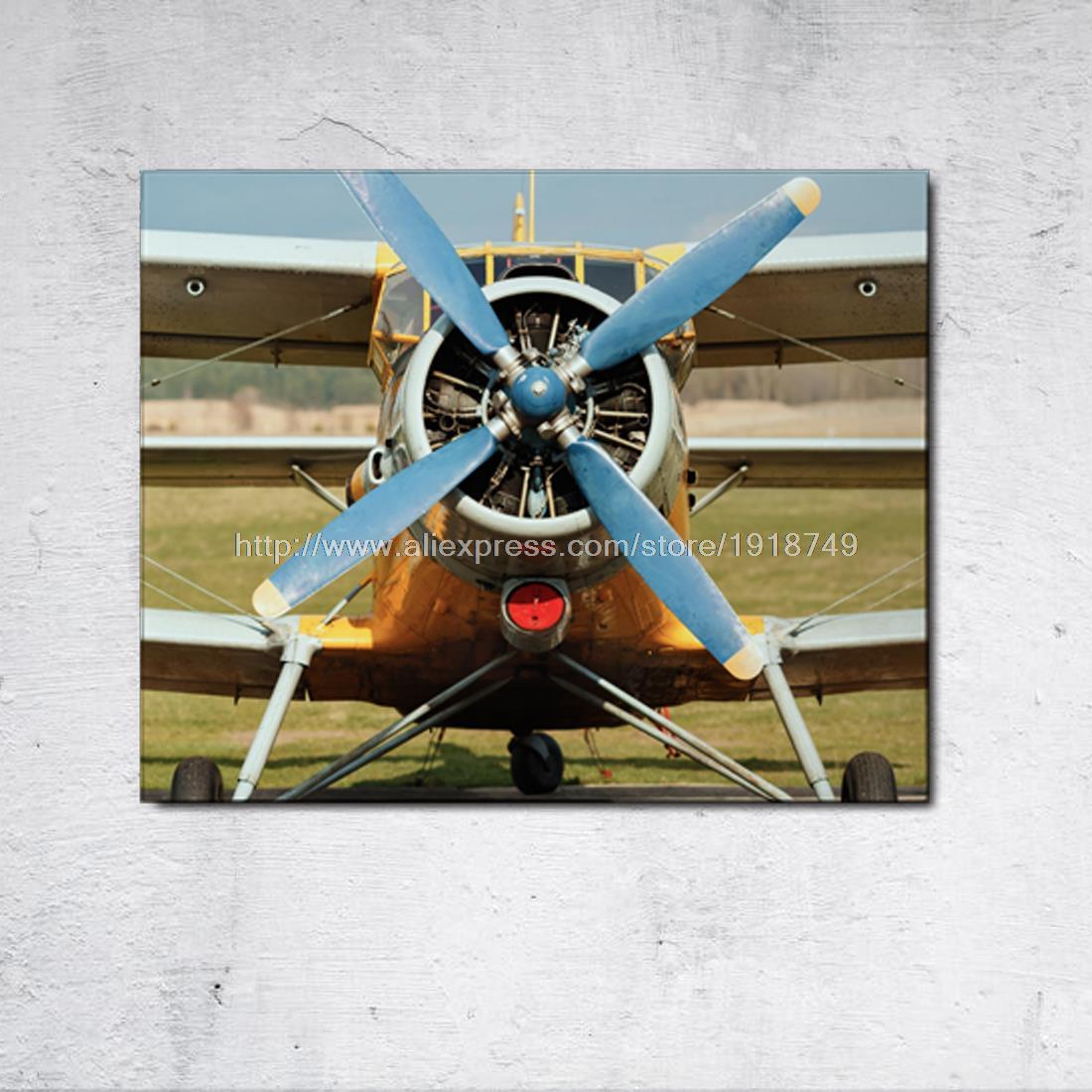 20170417&224421_Canvas Foto Badkamer ~ Helicopter Print HD Muur Foto Landschap Kunst Schilderij Op Canvas