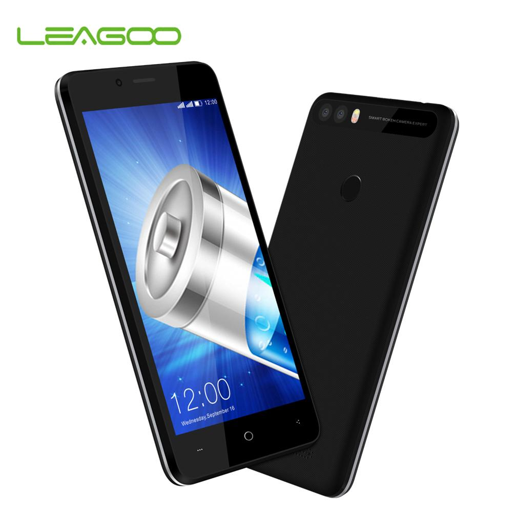 Leagoo Kiicaa Power 4000 mah Handy 5,0 ''HD MT6580A Quad Core Android 7.0 2 gb RAM 16 gb ROM 8.0MP Dual Zurück Kamera