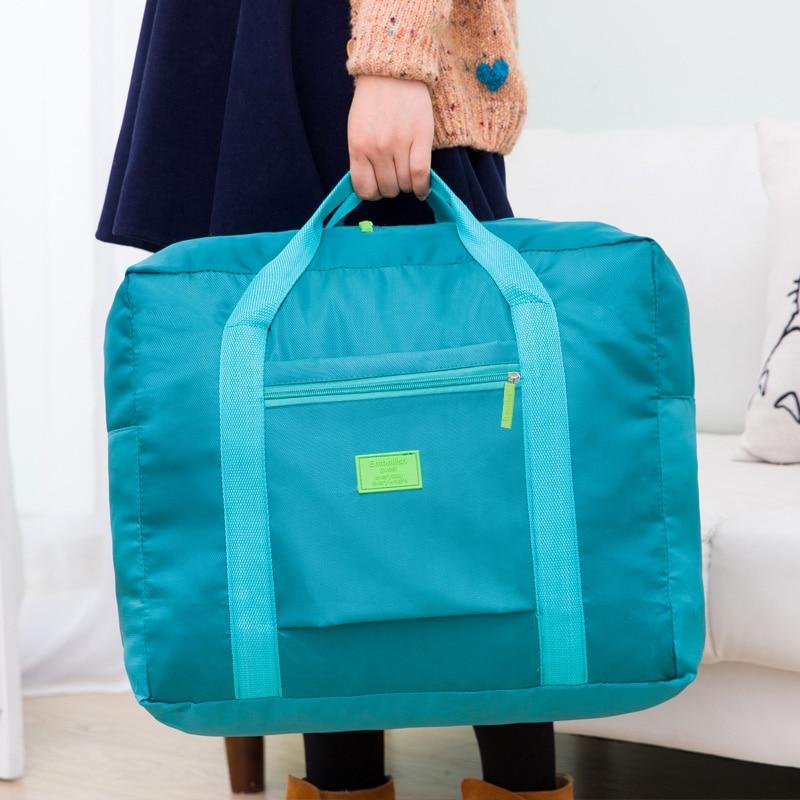 IUX New Fashion Travel Veske vanntett Unisex Travel Handbags Kvinner - Bagasje og reiseposer - Bilde 3