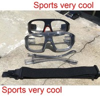 Adult Prescription Basketball Glasses For Sports Eyewear Can Put Moypia Lens Football Goggles With Strap Replaced