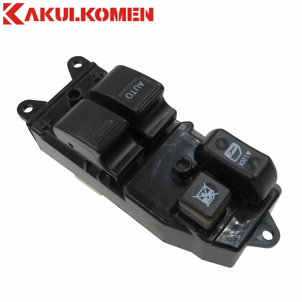Depan Sisi Kiri Power Window Pengangkat Beralih Untuk Belts For Men Semi Kulit Hitam Belt 829 Toyota Rav4 84820 42160 8482042160