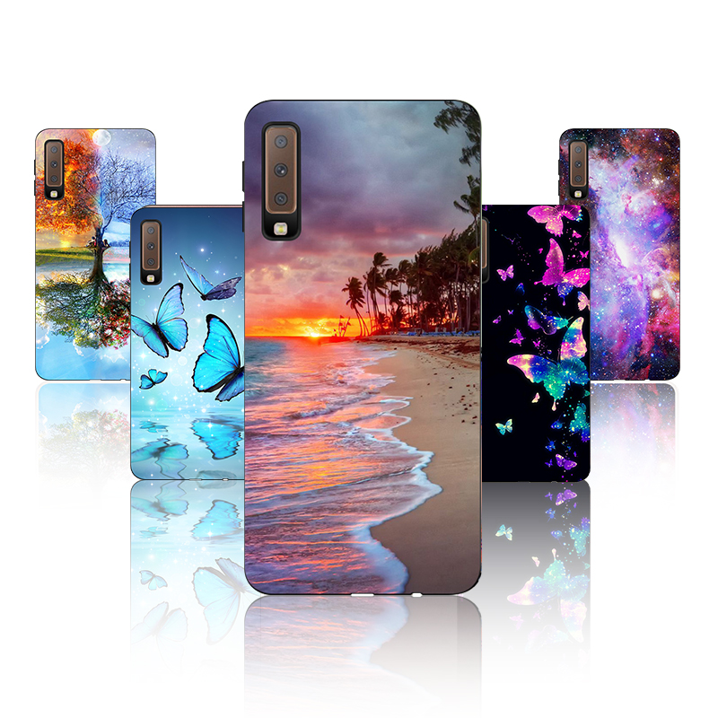 All kinds of cheap motor samsung a7 2018 back cover in All B
