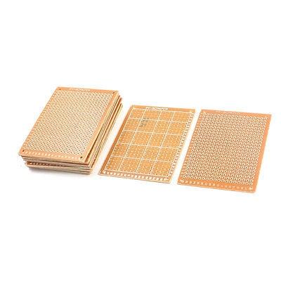 15Pcs Baklite Copper Plated Prototype PCB Board Veroboard 7cmx5cm защитная пленка partner для htc one