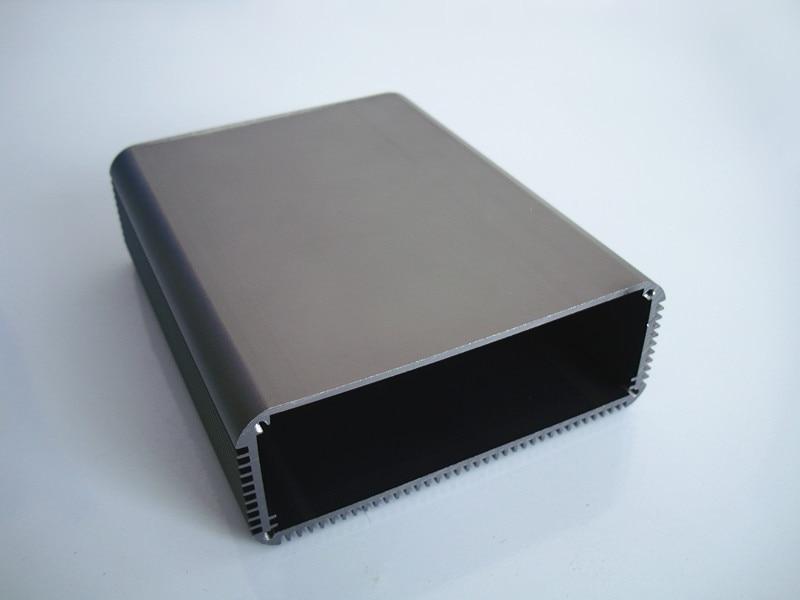 aluminum box shell pcb aluminum enclosure chassis heat radiation box