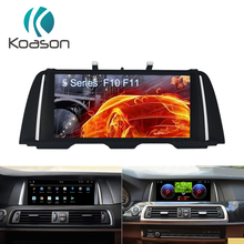 Koason Android 9.0 system Six Core PX6 Car Multimedia Player for BMW F10 F11 2013-2017 NBT Wifi USB 10.25