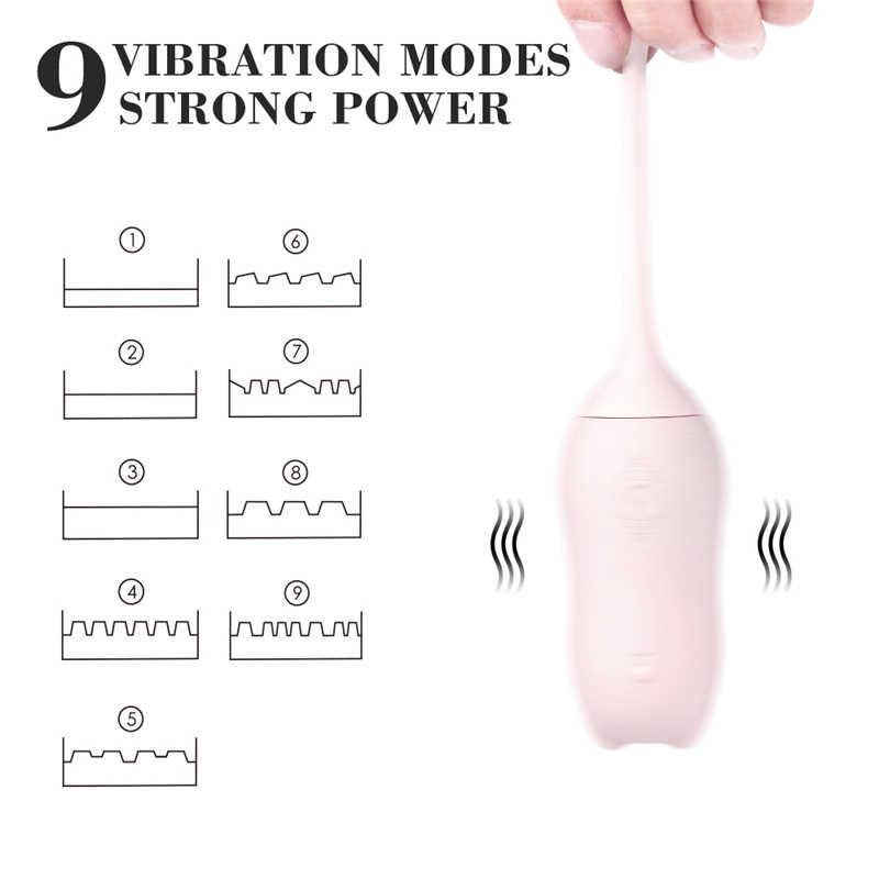 Juguetes sexuales con vibrador remoto para mujer, bolas de kegel, bolas chinas vaginales, bolas ben wa, bolas kegel Simulador de geisha chinas para mujeres