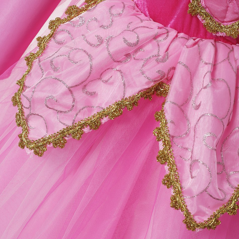Rose Sleeping Beauty Cosplay Costume (3)