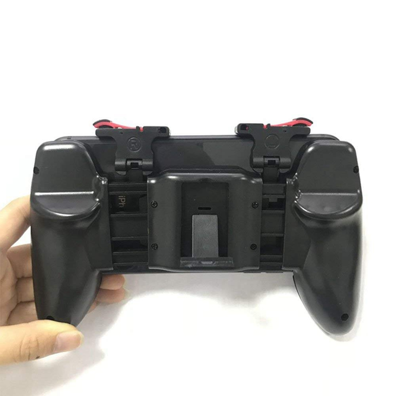 Image 5 - Mobile Game Controller Sensitive Shoot Aim Keys L1R1 Gaming Triggers for PUBG/Knives Out/Rules Survival,Supports 4.7 6.4 inche-in Gamepads from Consumer Electronics