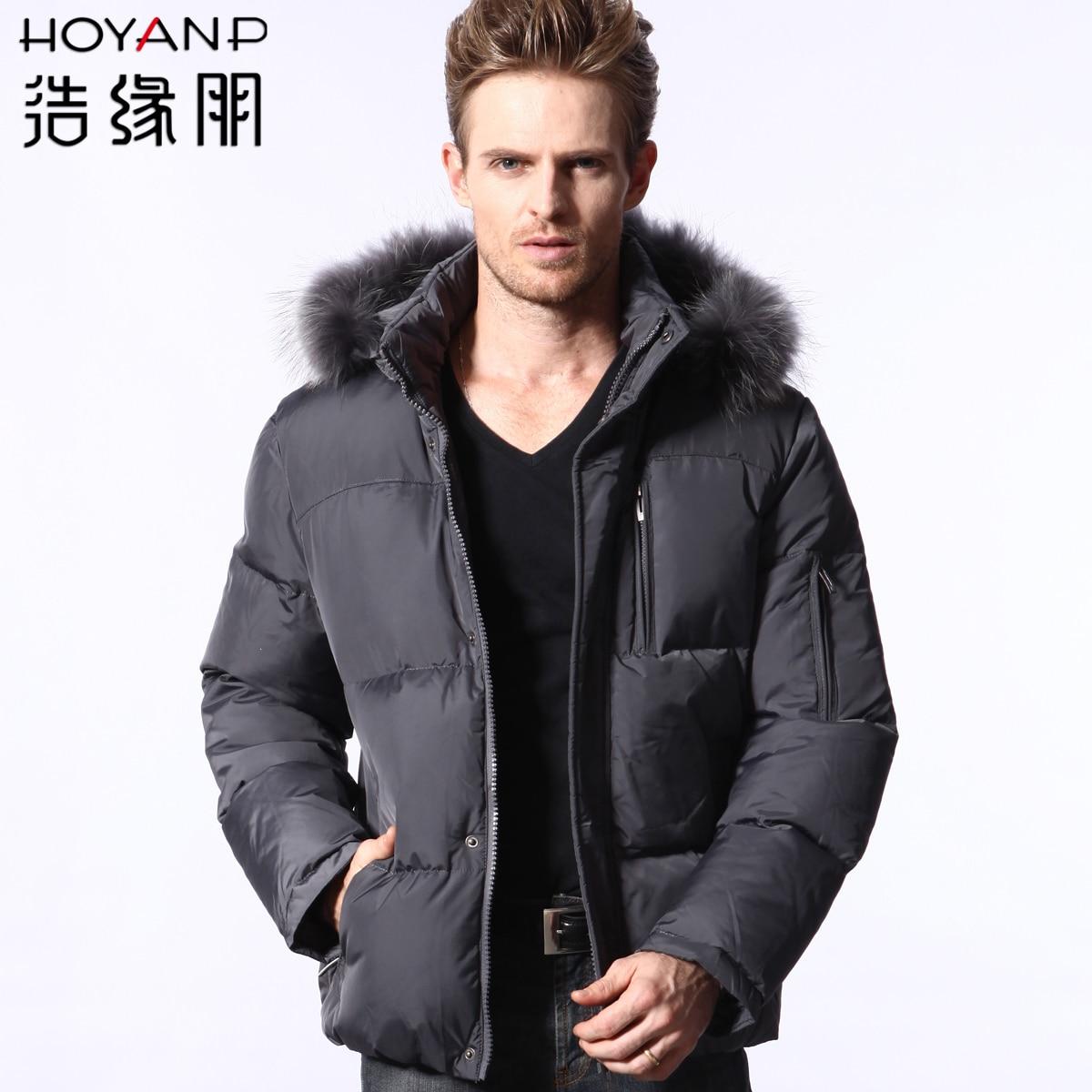 Aliexpress.com : Buy NEW 2013 HOYANP Winter Down Coat Male Short
