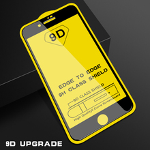 Get more info on the 9D protective glass for iPhone 6 6S 7 8 plus X 10 glass on iphone 8 XS MAX screen protector For iPhone 7 8 XR tempered Glass