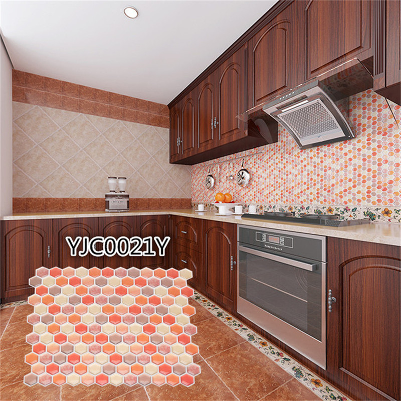 kitchen wall tile sticker decor floor tile new design luxury easy