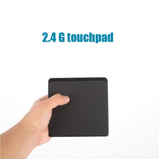 TOP oryginalny K5923 2.4G bezprzewodowy touchpad wielu 5 punktów Ultrabook magia gładzik mysz do laptopa pulpit windows xp/7/8/10