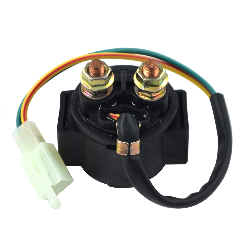 Motorcycle Starter Relay Solenoid Electrical Switch for Honda CB500T CB500  CX500 CB550 CB750 CB750F GL1000 Goldwing 1978 CBX|Motorbike Ingition| -  AliExpressAliExpress