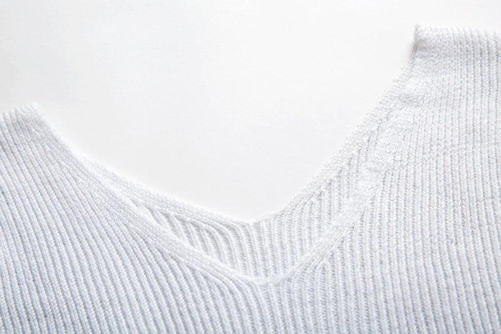 HTB1Zn4TOFXXXXXJapXXq6xXFXXXT - Sweater Women Autumn Winter Flare Sleeve JKP084