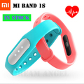 Original Xiaomi Mi Band 1S pulse miband fitness tracker heart rate IP67 Smart Bluetooth 4.0 Wristband Bracelet Sleep Monitor