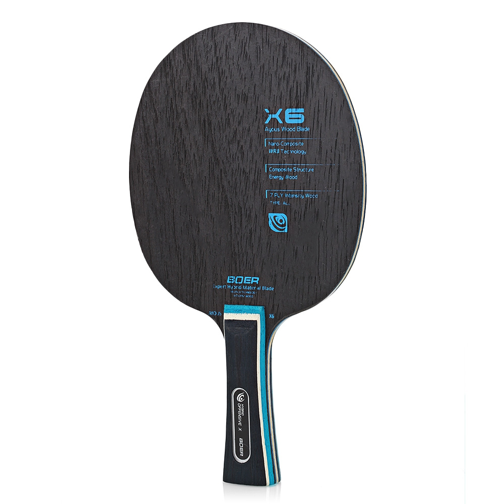 Table Tennis Bat Ping Pong Racket Paddle Bat with Handle Karachi