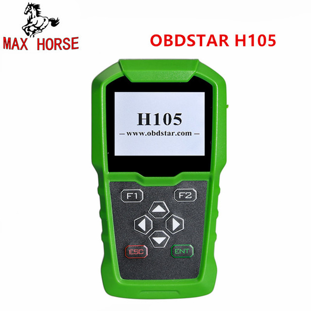 OBDSTAR H105 Auto Key Programmer / Pin Code Reading /Cluster Calibrate H105 For Hyundai for Kia 46/47/8A Chip Full Coverage List