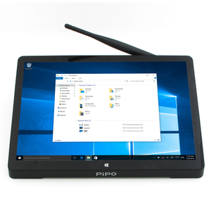 Image 2 - PiPo X10 פרו מיני מחשב IPS Tablet PC Windows 10 OS טלוויזיה תיבת intel Z8350 Quad Core 4G RAM 64G ROM 10000mAh Bluetooth