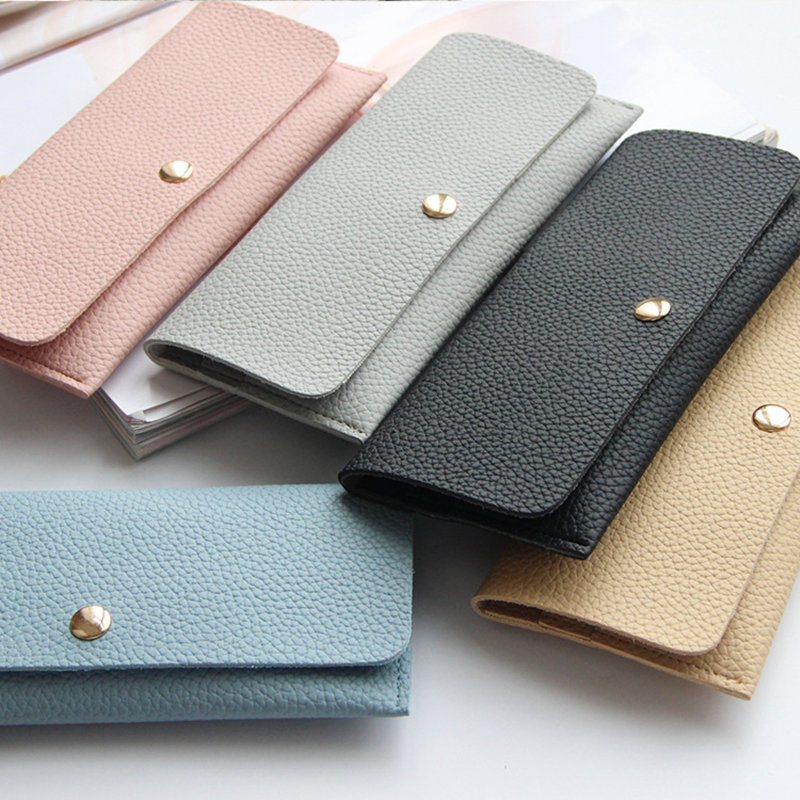 women wallet long thin envelope small  new fresh students version of the lady's purse wallet zero wallet in Korea and Japan physical and sensing properties of zinc oxide thin films