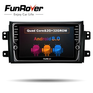 Funrover unique IPS 2 din 8