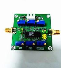 UAF42 액티브 필터 조정 가능한 하이 패스/로우 패스/밴드 패스 필터링 보드 Ham 무선 앰프 용 Q 값 모듈