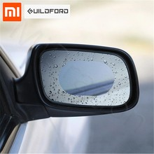 Xiaomi Mijia Guildford Car Rearview Mirror Protective Film Rainproof Anti Fog Protector Membrane waterproof stick