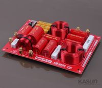 1PCS Kasun US 285C 2Way High Quality Speaker Audio Crossover Intersect Frequency Point 2850Hz