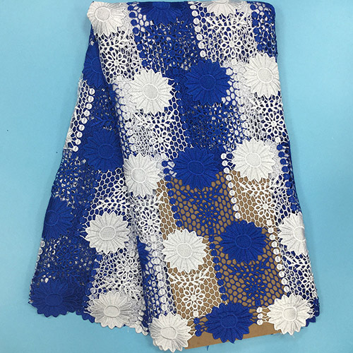 Latest Cord Lace Fabric High Quality For Wedding Decoration Multicolor African Fabric For African Print Dresses