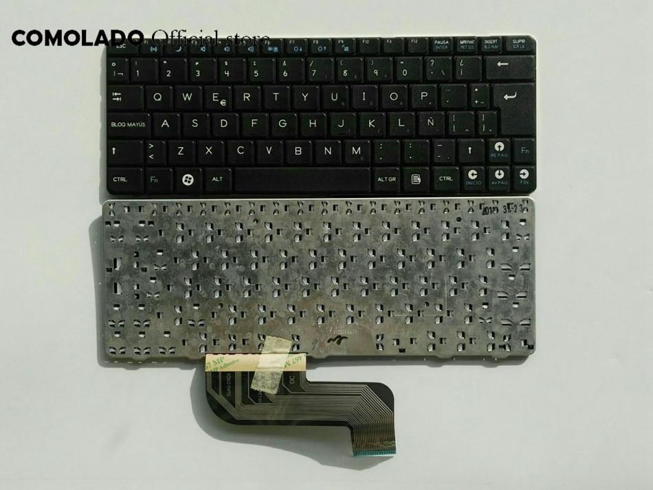 LA LATIN Keyboard For TECLADO EXO X355 X352 black GRIS Laptop