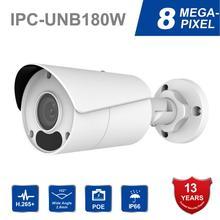 New IP Camera 4K Recolution Fixed Lens  CCTV Video Surveillance Mini Bullet Camera 30m IR 3-Axis Adjustment Ultra 265 Onvif все цены