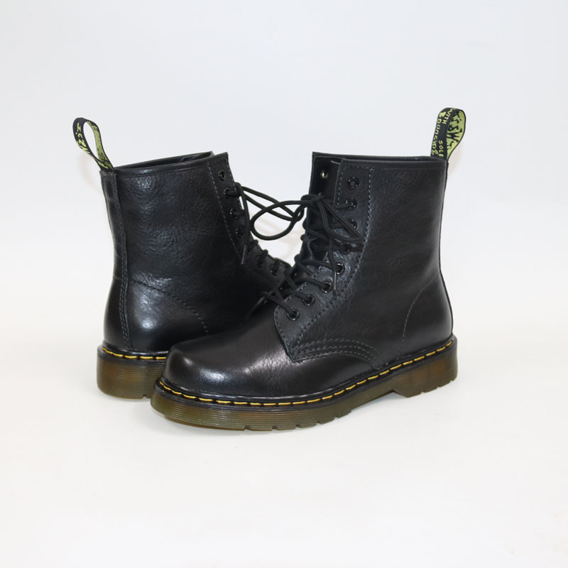 Leather Martin boots Classic boots Handmade suture 247 classic leather