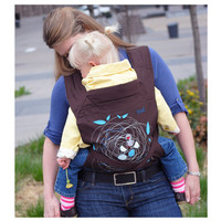 4 Designs Mei Tai Baby Carrier Fashion Pattern Design Baby Sling Ergonomic Baby Carrier For 0