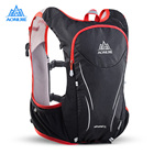 AONIJIE E906S 5L updated outdoor running bag backpacks marathon reflective hiking cycling backpack hydration Pack 2 colors