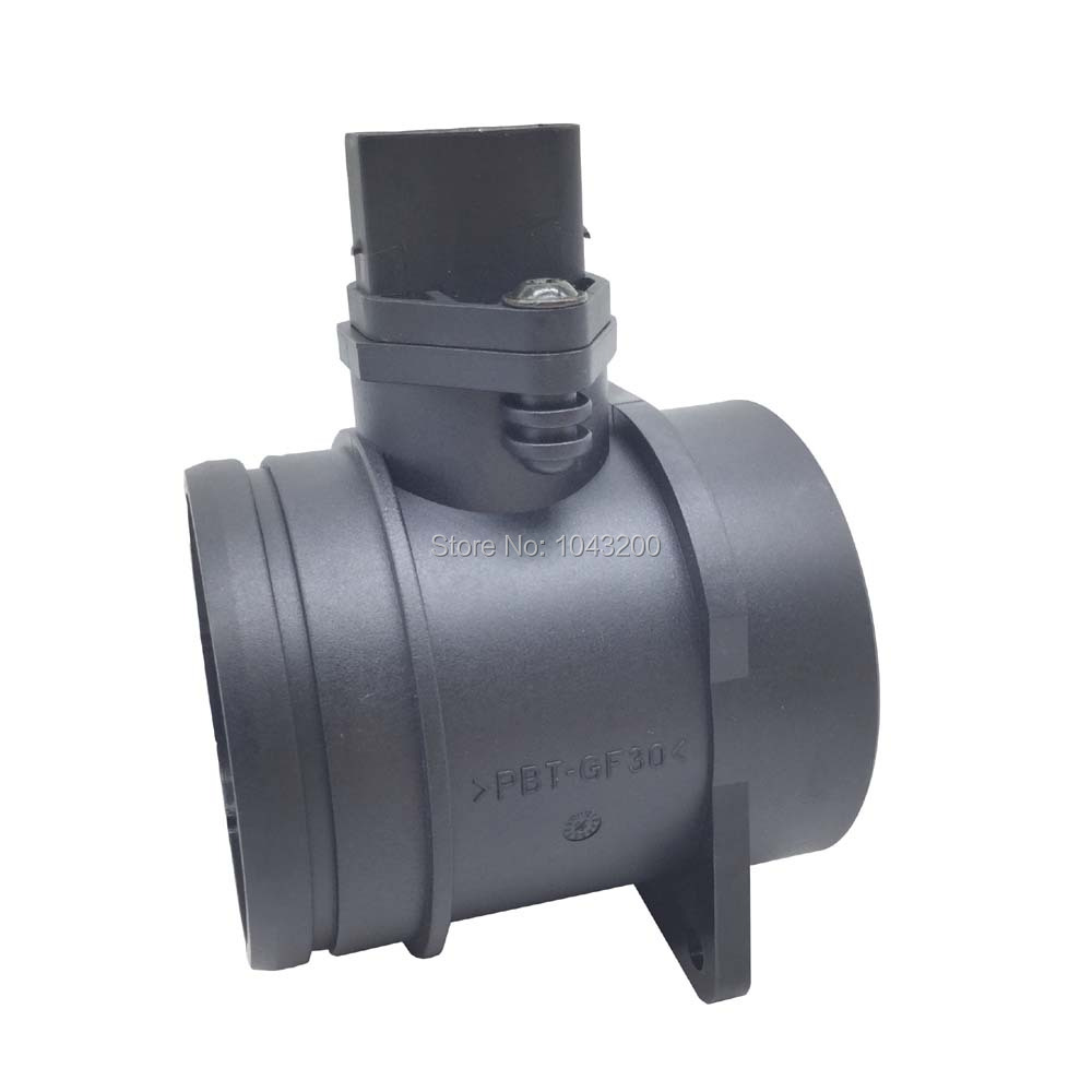 0280218159 Mass Air Flow Meter Maf Sensor 13627531702 13627566989 7566989 8ET009149021 722684120 For BMW-in Air Flow Meter from Automobiles & Motorcycles    1