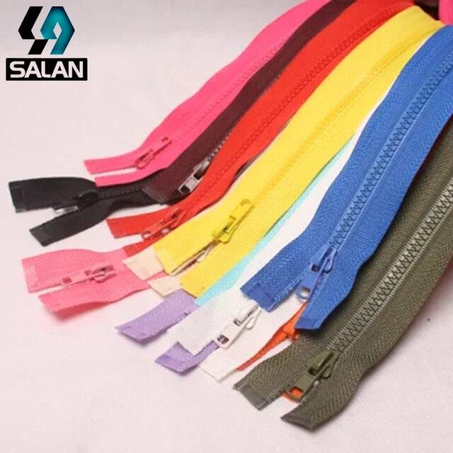 3 Resin Opening Placket Zipper Children S Clothing Baby Down Jacket Sleeping Bag 70 Cm