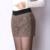 {Guoran} mujeres Pantalones Cortos de Alta Calidad de Nylon Elástico Cintura Casual Sexy Ladies Shorts Tallas grandes 5XL Femme Pantalon Gris Rojo