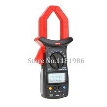 UNI-T UT206 3999 Count Auto Range DMM Digital Clamp Multimeters w/ Temperature Test Multimetro LCR Meter with Box