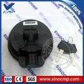Крышка масляного бака  крышка топливного бака для Hitachi ZX200 ZX210  ZX60-5G  ручной пластиковый новый дизайн