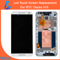 LL TRADER New White Replacement For HTC Desire 610 LCD Screen Touch Screen Digitizer Aassembly Full Set Free Tools Free shipping
