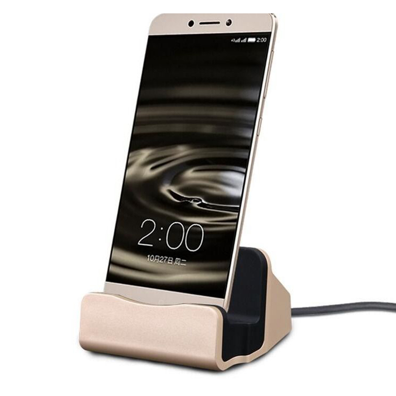 Dock-Station-Charger Phone Type-C Mobile Huawei Xiaomi Samsung S20 For S10/S10/S8/..