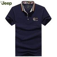 AFS JEEP Hot 2016 Men Polo Shirt The New Men S Fashion Casual Slim Polo Shirt