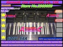 Aoweziic 2018 + 100 ٪ الجديدة المستوردة الأصلي HGTG12N60A4D 12N60A4D NGTB50N60FLWG 50N60FL FDL100N50F 100N50F إلى 247 الترانزستور