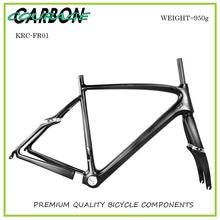 Рамка дороги углерода велосипеда супер свет дороги углерода Рама+Вилка+гарнитура углерода рамы велосипеда