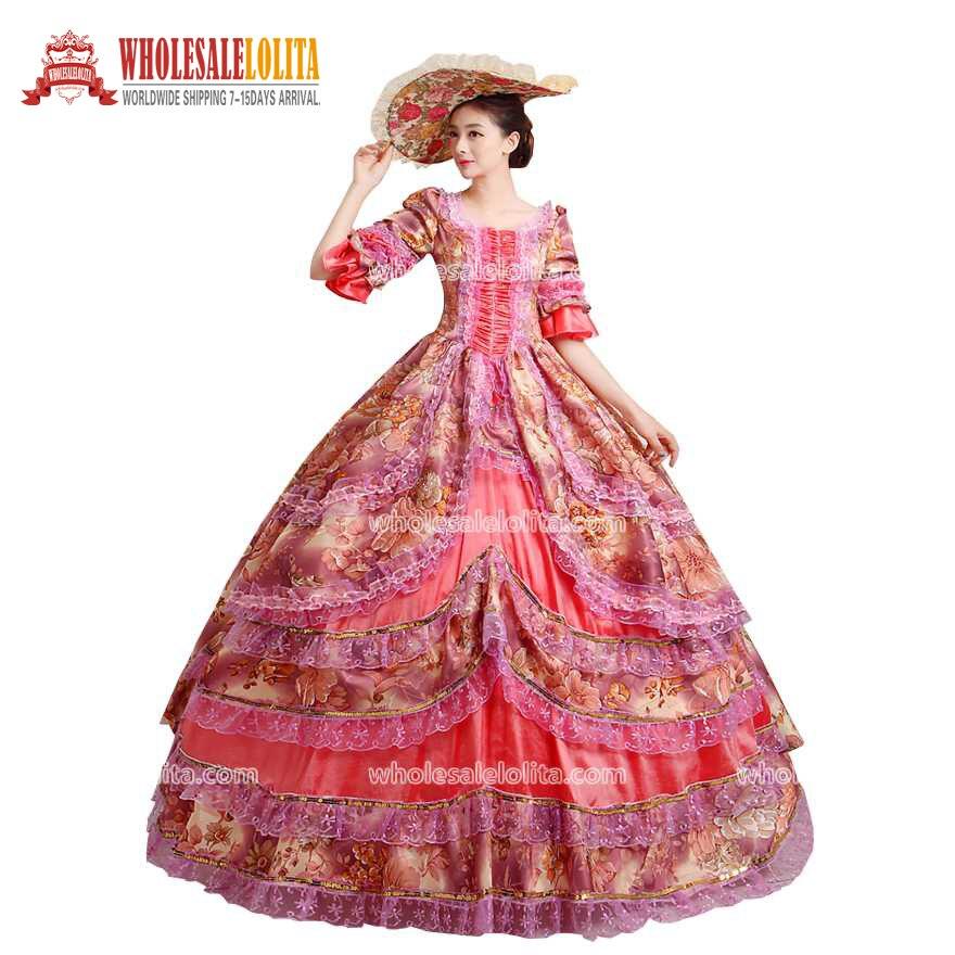̿̿̿(•̪ )Alta calidad de baile gótico victoriano fantasía mascarada ...