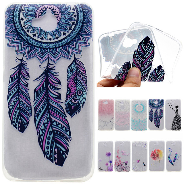 Neo Cartoon Butterfly Girl TPU Fundas Phone Cases For Coque Huawei Honor 4C Pro Y6 Pro Enjoy 5 Honor Holly 2 Plus Cover Case