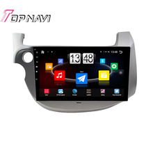 "10.1"" Quad Core Android 4.4 Car PC Stereo GPS For FIT 2008 2009 2010 For Honda With Radio Mirror Link Without DVD Free Shipping"